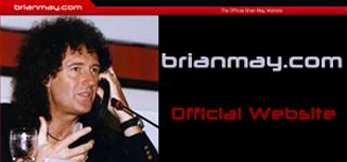 Brian May Oficjalna Strona