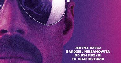 Polski zwiastun i plakaty filmu Bohemian Rhapsody
