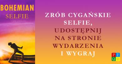Bohemian Selfie